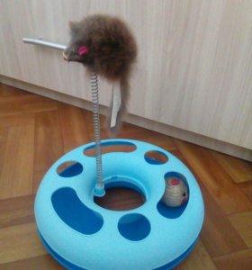 Игрушка для котёнка