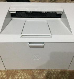 Лазерный принтер HP Laserjet m104a