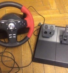 Руль джойстик Logitech Formula Force EX