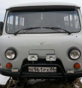 УАЗ 452, 2000