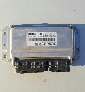 Блок управления Нива Chevrolet 21230141102000
