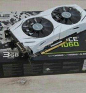 ASUS GeForce GTX 1060 DUAL OC [DUAL-GTX1060-O3G]