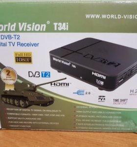 World vision Т34i