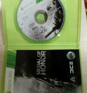 Medal of honor оригинал на xbox 360