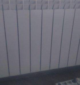 отопительные радиаторы биметаллические