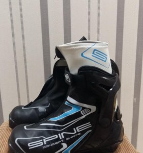 Лыжные ботинки SPINE SNS Concept Skate