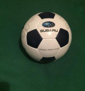 Футбольный мяч Subaru размер 5