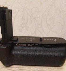 CANNON BATTERY GRIP BG-E6