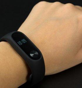 Фитнес браслет Xiaomi Mi Band 2 Новый