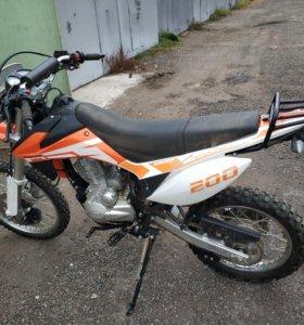 Мотоцикл Racer RC200GY-C2