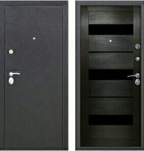 Дверь металлическая комбинированная с МДФ.ГАРДА