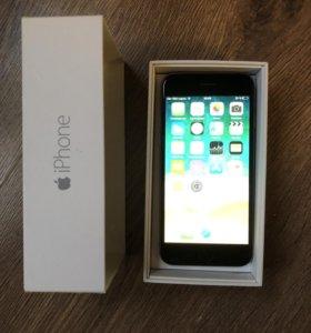 iPhone 6 space grey 64гб б/у