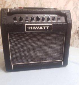 Гитарный комбоусилитель Hiwatt