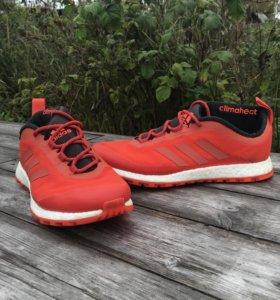 Зимние кроссовки adidas pure boost zg heat