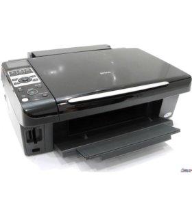 EPSON принтер 3 в 1