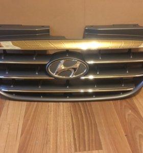 Решетка Hyundai Elantra (2007г)