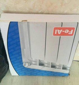 Биметалический радиатор отопления НОВЫЙ
