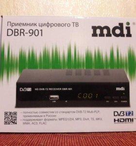 Приемник цифрового тв mdi DBR-901