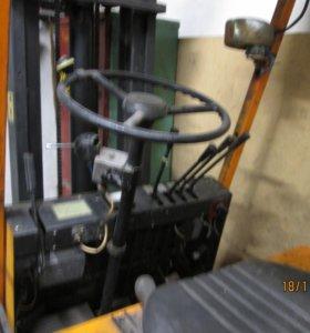 Электропогрузчик
