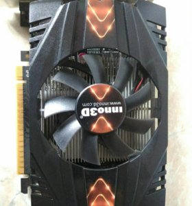 Видеокарта Inno3D Geforce GTX 750
