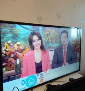 жк Samsung 116см НОВЫЙ SMART TV WI-Fi.3D