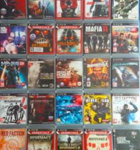 Игры на ps3 Playstation 3 диски PS 3 пс3