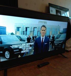 жк LG 107см НОВЫЙ 3D.вс.циф.тюнер.