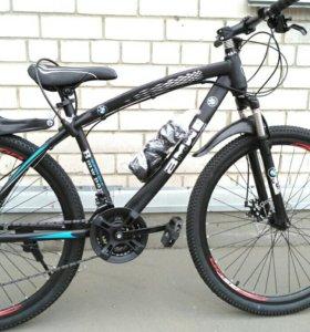 Горный велосипед БМВ.