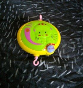 Музыкальная игрушка на кроватку.