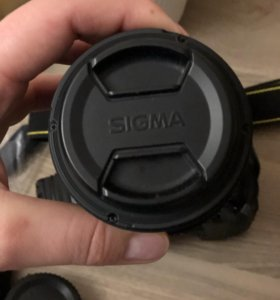 Sigma объектив