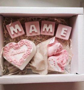 Подарочные наборы ко дню матери