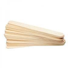 Шпатель деревянный 14см*16мм 100шт
