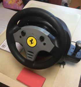 ThrusMaster Force feedback racing wheel gum ref 29
