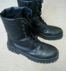 Берцы ботинки зимние