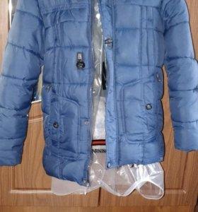 Куртка детская,зимняя
