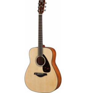 Гитара Yamaha FG 411S пьезо