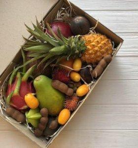 Доставка экзотических фруктов из Таиланда