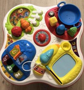 Игровой музыкальный столик Chicco