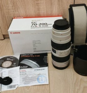 Canon 70-200mm f/2.8L IS USM