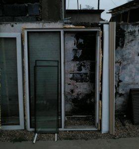ПВХ окна.