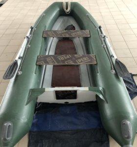 Моторная, надувная лодка WINboat+Мотор Jamaha 25