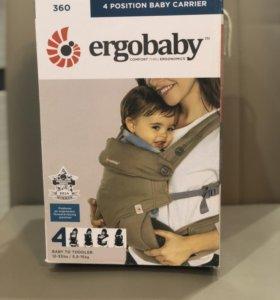 Ergo baby 360 эрго рюкзак