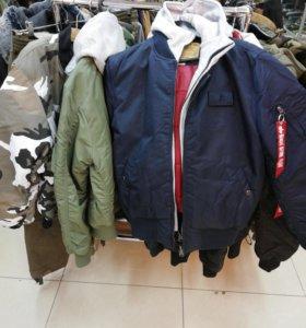 Бомбер куртка N 2 b