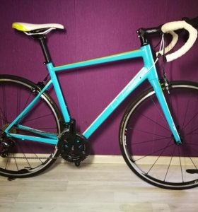 Шоссейный велосипед Cube Axial на рост 182-188 см