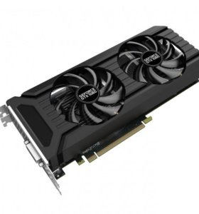 Palit GeForce GTX 1060 6gb (NE51060015J9-1061D)