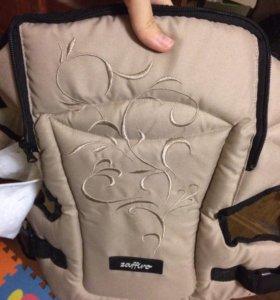 Рюкзак переноска слинг Zaffiro