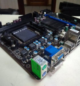 MB S AM3+ MSI 760GM-P23 (FX) (11310)