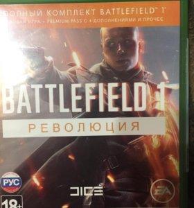 Battlefield 1 Xbox one Обмен