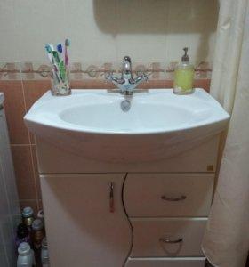 Умывальник и ванна