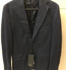 Новый мужской пиджак Massimo Dutti
